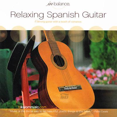 آلبوم آرامش بخش گیتار اسپانیایی - Relaxing Spanish Guitar