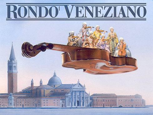 آلبوم بی کلام موزیک کلاسیک مدرن - Rondo Veneziano Music