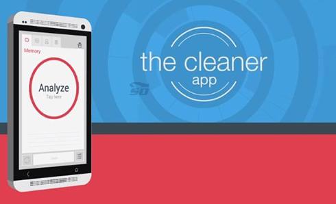 نرم افزار بهینه سازی (برای اندروید) - The Cleaner 1.5.7 Android