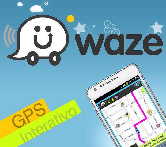 نرم افزار جی پی اس (برای اندروید) - Waze 4.5.0.1 Android