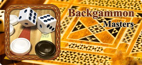 بازی تخته نرد (برای اندروید) - Backgammon Masters 1.7.0 Android