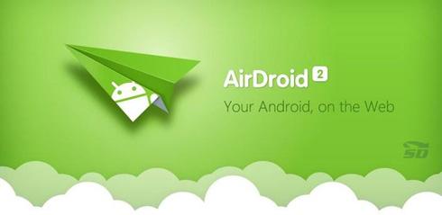نرم افزار انتقال فایل (برای اندروید) - AirDroid 4.0.0.5 Android