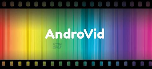 نرم افزار حرفه ای ویرایش فیلم (برای اندروید) - AndroVid Pro 2.9.1 Android
