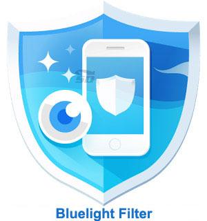 نرم افزار محافظت از چشم (برای اندروید) - Bluelight Filter 2.4.1 Android