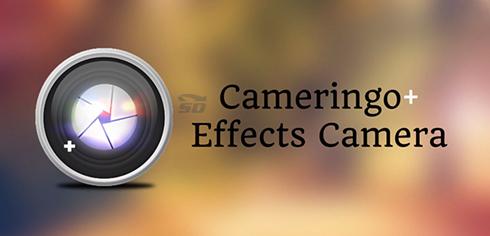 نرم افزار دوربین حرفه ای (برای اندروید) - Cameringo Plus 2.8.05 Android