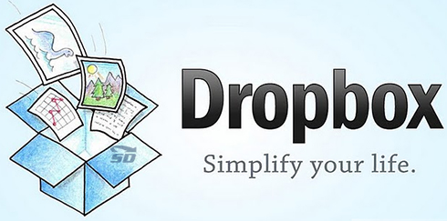 نرم افزار فضای ذخیره سازی آنلاین (برای اندروید) - Dropbox 31.1.2 Android