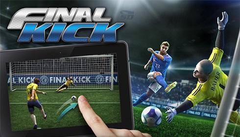 بازی ضربه ایستگاهی و پنالتی (برای اندروید) - Final kick 4.4 Android