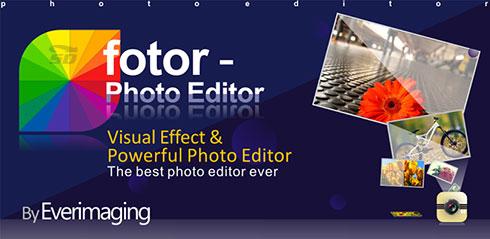 نرم افزار ویرایش عکس (برای اندروید) - Fotor Photo Editor 4.3.5 Android