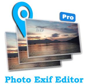 نرم افزار ویرایش اطلاعات Exif عکس (برای اندروید) - Photo exif editor 1.5.7 Android
