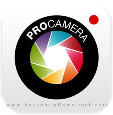 نرم افزار دوربین (برای آیفون) - Pro Camera 9.5.1 iOS