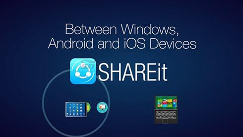 نرم افزار شریت (برای اندروید) - SHAREit 3.6.98 Android