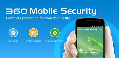 آنتی ویروس 360 (برای اندروید) - 360Security 3.9.7 Android