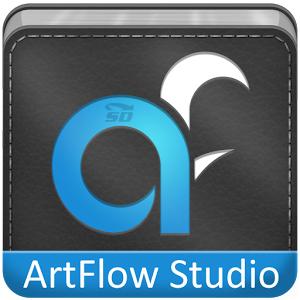 نرم افزار نقاشی (برای اندروید) - ArtFlow 1.5 Android