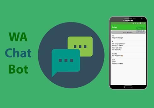 نرم افزار پاسخ خودکار به پیام های واتس اپ (برای اندروید) - AutoResponder for WA Pro 9.4 Android