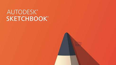 نرم افزار نقاشی (برای اندروید) - Autodesk SketchBook 3.7.2 Android