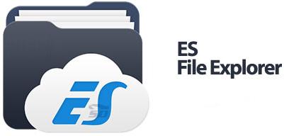 نرم افزار فایل منیجر ES (برای اندروید) - ES File Explorer 4.1.6 Android