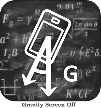 نرم افزار روشن و خاموش کردن اتوماتیک صفحه نمایش (برای اندروید) - Gravity Screen Pro 3.7.1 Android