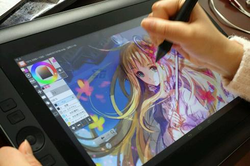 نرم افزار نقاشی (برای اندروید) - LayerPaint HD 1.7.10 Android