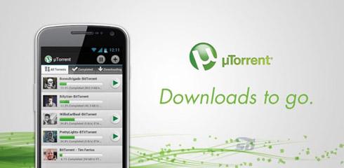 نرم افزار تورنت (برای اندروید) - uTorrent Pro 3.32 Android