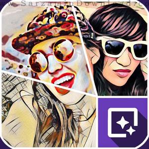 نرم افزار تبدیل عکس به نقاشی (برای اندروید) - Deep Art Effects Photo Filter PRO 1.4 Android