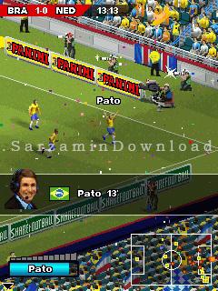 بازی فوتبال (برای جاوا) - Football Championship Java