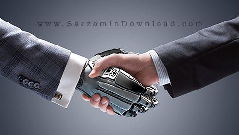 کتاب آموزش طراحی و ساخت یک دست رباتیک