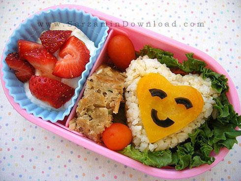 کتاب آموزش تغذیه کودکان از 6 ماه تا 12 سال