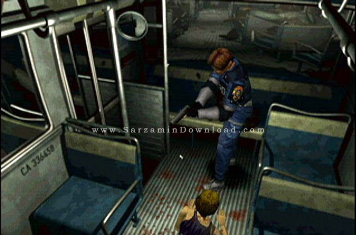 بازی رستاخیز شیطان 2 (برای کامپیوتر) - Resident Evil 2 PC Game