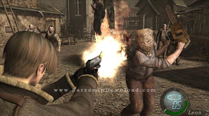 بازی رستاخیز شیطان 4 (برای کامپیوتر) - Resident Evil 4 PC Game