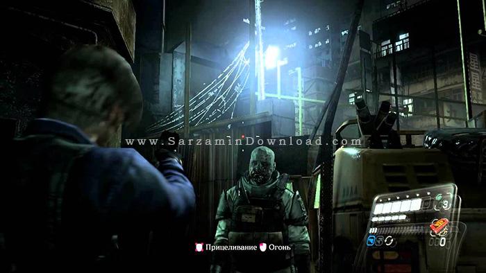 بازی رستاخیز شیطان 6 (برای کامپیوتر) - Resident Evil 6 PC Game