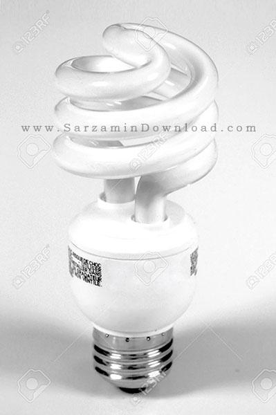 کتاب آموزش تعمیر لامپ های کم مصرف