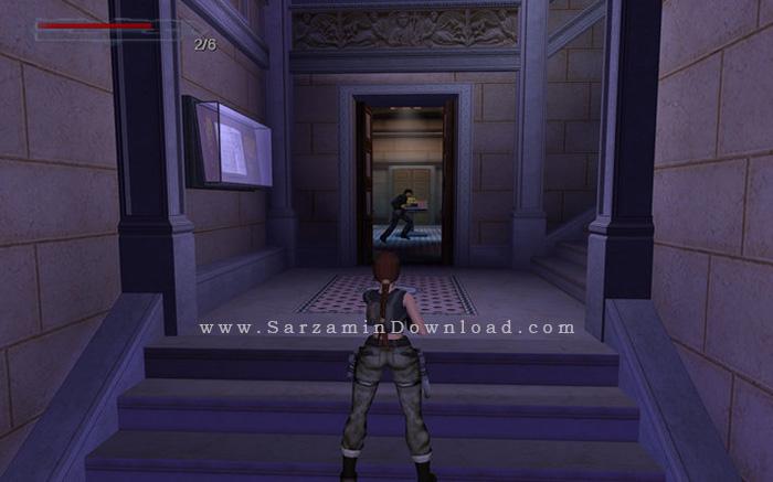 بازی تامب رایدر 6 (برای کامپیوتر) - Tomb Raider 6 The Angel of Darkness PC Game