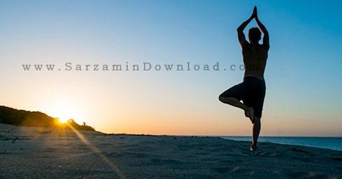 آموزش یوگا در 3 هفته (فیلم آموزشی) - 3Week YOGA Retreat