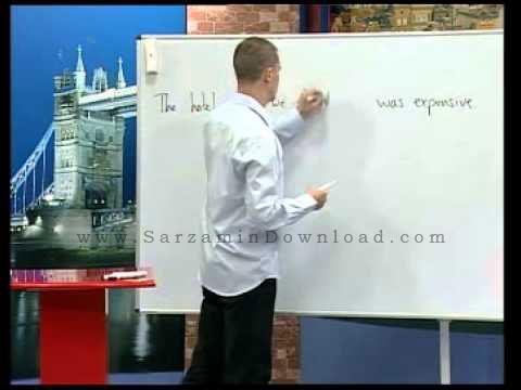 فیلم آموزش زبان انگلیسی - English For You Lessons English