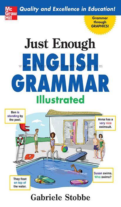 کتاب آموزش گرامر انگلیسی - Enough English Grammar Book