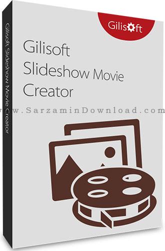 نرم افزار ساخت اسلایدشو (برای ویندوز) - GiliSoft SlideShow Movie Creator Pro 9.0 Windows