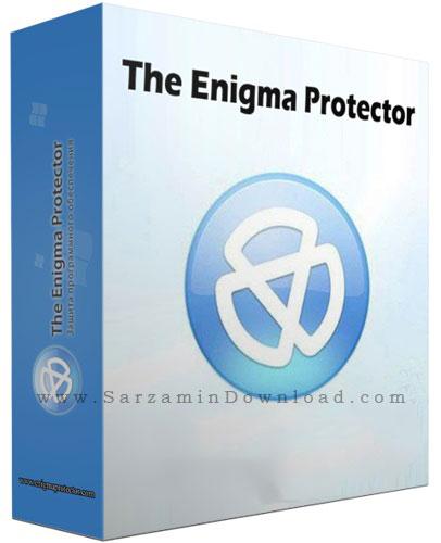 نرم افزار قفل گذاری روی برنامه های ساخته شده (برای ویندوز) - The Enigma Protector 4.30 Windows