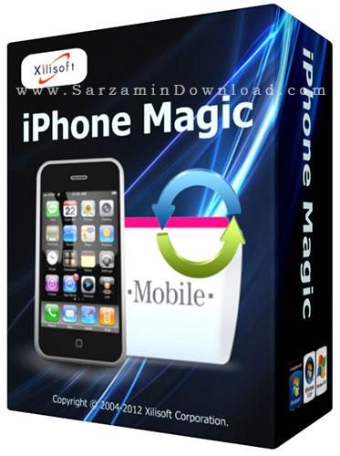 نرم افزار مدیریت موبایل آیفون (برای ویندوز) - Xilisoft iPhone Magic Platinum 5.7.17 Windows
