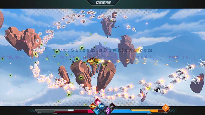 بازی سرزمین دریفت (برای کامپیوتر) - Drifting Lands PC Game