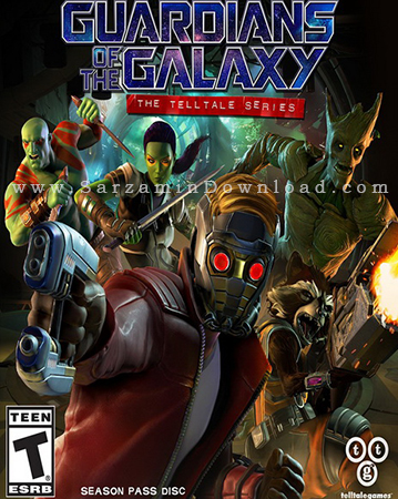 بازی جنگی محافظین کهکشان ها (برای کامپیوتر) - Marvels Guardians of the Galaxy The Telltale Series Episod 2 PC Game