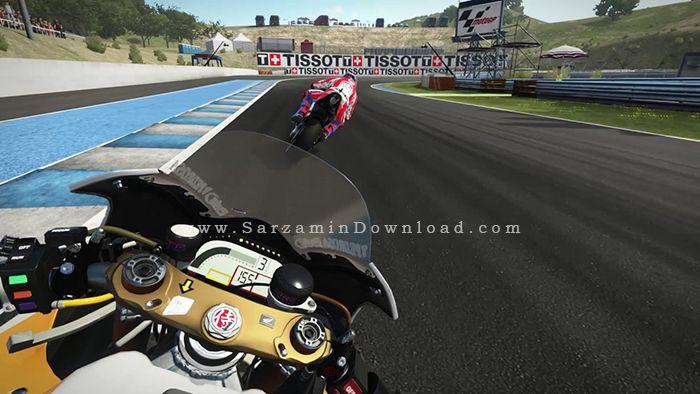 بازی موتو جی پی 2017 (برای کامپیوتر) - MotoGP 17 PC Game