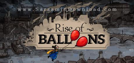 بازی رستاخیز بادکنک ها (برای کامپیوتر) - Rise of Balloons PC Game