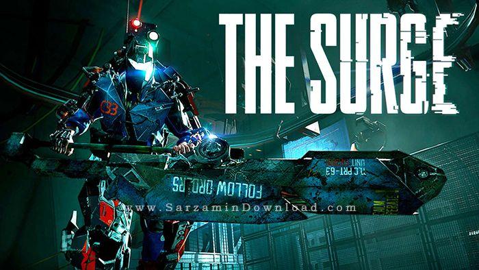 بازی جنگی موج (برای کامپیوتر) - The Surge PC Game
