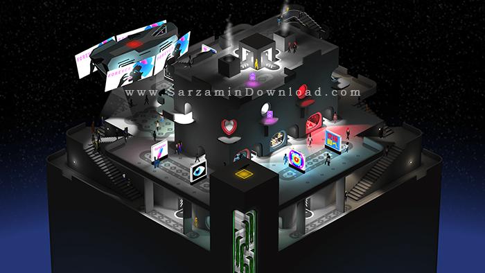 بازی توکیو 42 (برای کامپیوتر) - Tokyo 42 PC Game