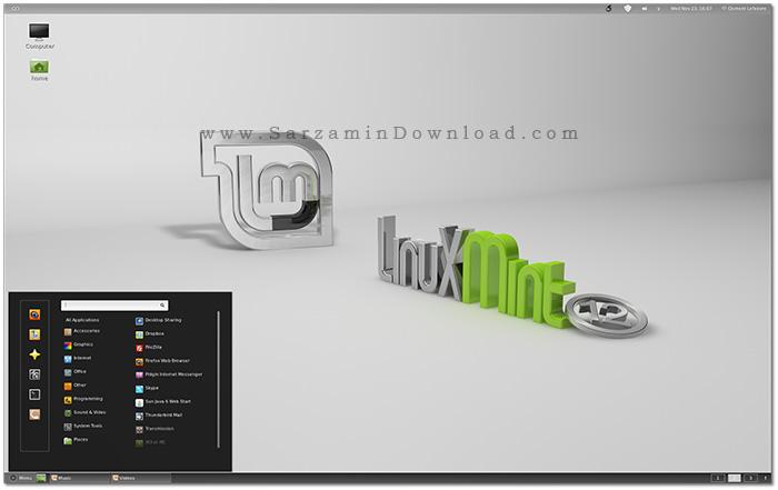 سیستم عامل لینوکس مینت - Linux Mint 18.1