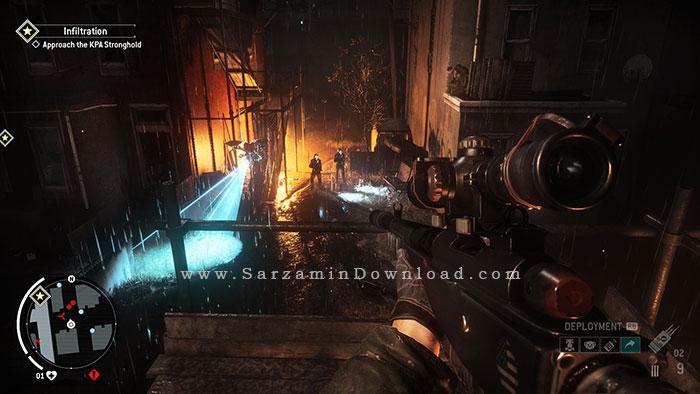 بازی جنگی همسایه (برای کامپیوتر) - Homefront The Revolution PC Game