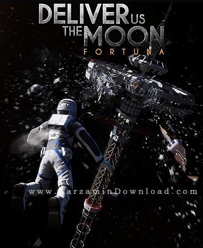بازی بازگشت به ماه، فورتونا (برای کامپیوتر) - Deliver Us The Moon Fortuna PC Game