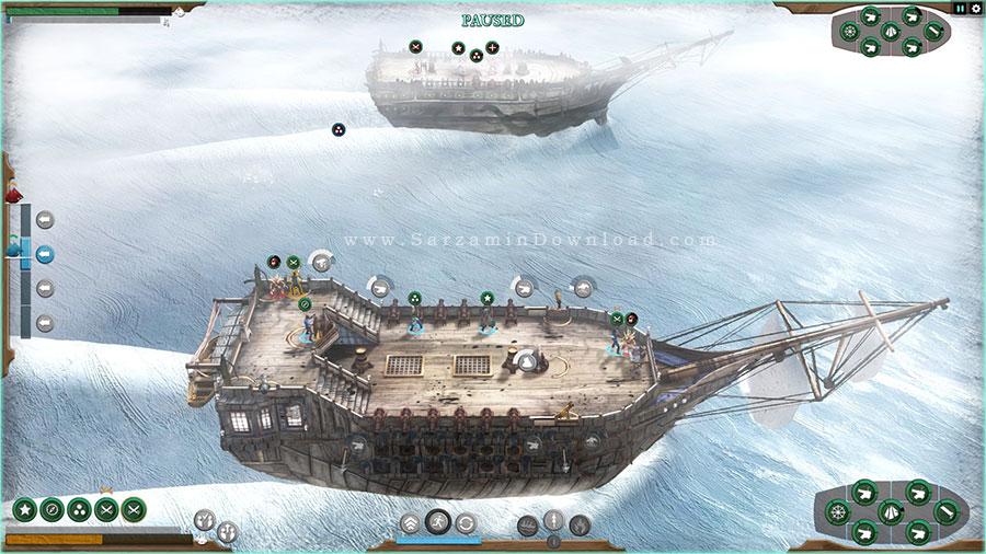 بازی کشتی را ترک کنید (برای کامپیوتر) - Abandon Ship PC Game