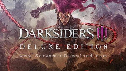 بازی دارکسایدرز 3 (برای کامپیوتر) - Darksiders III Deluxe Edition PC Game