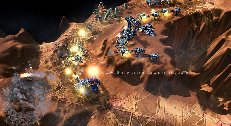 بازی محاصره قرن (برای کامپیوتر) - Siege of Centauri PC Game